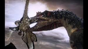 Spinosaurus fishes for prey | Planet <b>Dinosaur</b> | BBC - YouTube
