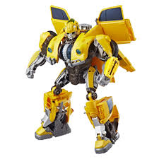 Bumblebee transformer robots toy action figures classic model gift. Transformers Bumblebee Movie Toys Power Charge Bumblebee Action Figure Spinning Core Lights And Sounds Toys For Kids 6 And Up 10 5 Inch Amazon Sg Toys Games