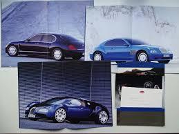 It features a longitudinal groove intended to echo the bugatti atlantic. 1999 2005 Bugatti Eb 118 Eb 218 Eb 18 4 Catawiki