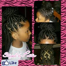 Box Braids Hair Style little girl box braids pinteres 4538 by wearticles.com