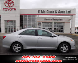 Used 2012 Toyota Camry LE WITH MAGS in Grand Falls - Used ...