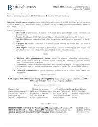 Medical Coding Sample Resume Hotwiresite Com