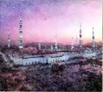 Мухаммед и возникновение ислама История Реферат доклад  Мечеть в Медине