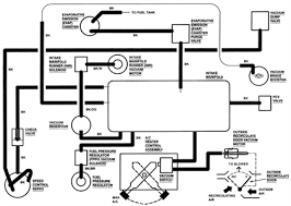 vacuum hose routing diagram 1995 ford escort from throttle fixya vacuum hose routing diagram