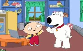 10 Times Family Guy Played The Race Card Family Guy Skin