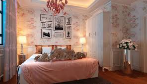 Romantic Bedroom Wallpaper Romantic Bedroom Design Ideas Great Rms Jwthornt Bold Red Cream