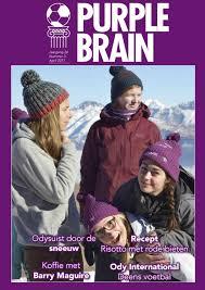 Purple Brain 20162017 Editie 3 By Usvv Odysseus Issuu