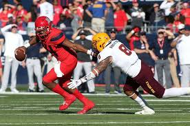 Football Team Depth Charts First Look Projecting Arizona States 2019 Defense And
