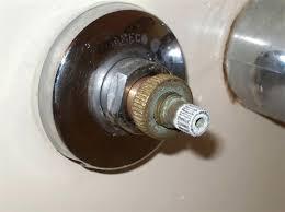 bathroom shower leak repair how to fix a leaky delta bathtub faucet delta shower faucet repair