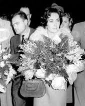 mike todd elizabeth taylor. Plain Elizabeth Todd With Elizabeth Taylor In Belgrade Throughout Mike Wikipedia