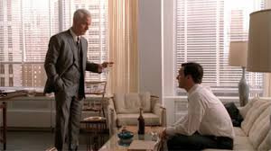 roger sterling office art. Mad Men\u0027s Roger Sterling And In Don\u0027s New Office Art U