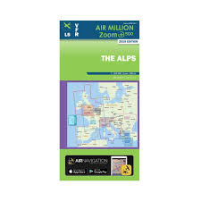 Vfr Charts Uk Free Download Vfr The Alps 1 500 000 Chart 2019