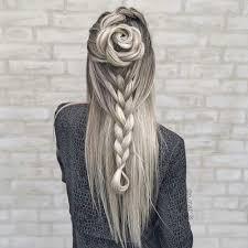 Hair And Hairstyle Image Hair Cabello Peinados Con Trenzas A