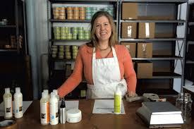 Work: Kirsten Connor, Flourish Natural Body Care   Work   Seven ...