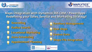 Maps Integration With Dynamics 365 Crm Powerapps