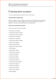 Construction Estimator Resume Sample Job Description Vesochieuxo