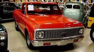 1972 Chevrolet C10 Shortbed Pickup - YouTube