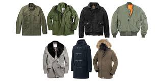 at ease in all conditions a guide to military jackets outerwear effortless gent