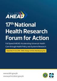 17th National Health Research Forum For Action Nhrfa Forum