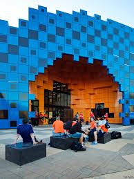 Desert Storm Wanangkura Stadium By Arm Architect Trends
