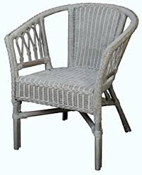 Rattan Chair Royal Grey