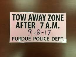 Fb Parking Info For Sept 8 Purdue University Athletics