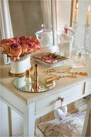 Vanity filled with vintage flavors and Victorian style