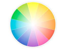 HGTV Color Wheel Shows Tint, Shade and Tone of Hue
