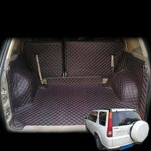 <b>Lsrtw2017 luxury</b> durable <b>car</b> trunk mat for honda crv cr-v 2002 2003 ...