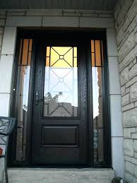 single front doors with glass winsome single front door photos plus doors with glass wooden designs