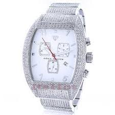 aqua master diamond watches mens bubble watch 2 50ct mothers dazzling aqua master watches this mens diamond iced out watch by aqua master is a