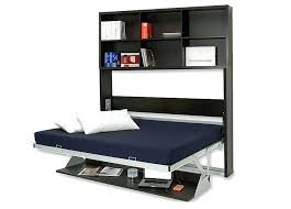 desk wall bed it has a gas assisted piston mechanism that keeps the desk upright and desk wall bed