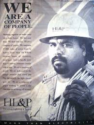 jesse was chosen for one of the full page ads for hl p in the houston chronical on 11 27 1997
