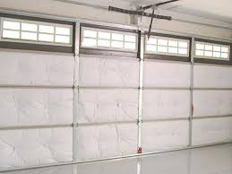 diy garage doorHow to Insulate a Garage Door  howtos  DIY