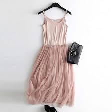 <b>2017 New arrival</b> Women's Dress Casual Summer Camisole Dress ...