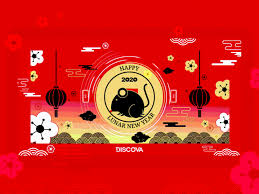 It looks like you're new here. Running To 2020 Happy Lunar New Year By Sriarpa On Dribbble