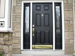 panel front door 6 panel colonial entry doors with decorative sidelights google search glass panel exterior door 4 panel front doors
