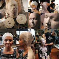 every fx prosthetic makeup starts with a life cast bee a self sufficient makeup artist and learn how to create life casts and snap molds in our new