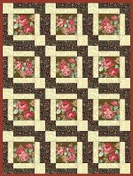 Amelia Rose Flower Pre-Cut Quilt Block Kit – Quilt Kit Shop ... & Amelia Rose Flower Pre-Cut Quilt Block Kit – Quilt Kit Shop Adamdwight.com