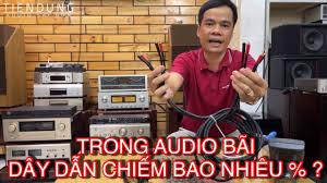 CÁCH LÀM DÂY LOA & DÂY AV CHO DÀN ÂM THANH BÃI Tiến Dũng Audio Sài Gòn