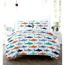 shark bedding set shark bedding set home shark bed in a bag set shark comforter set shark bedding set