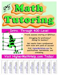 tutor flyer templates free tutoring flyer template free yourweek eca25e math tutoring