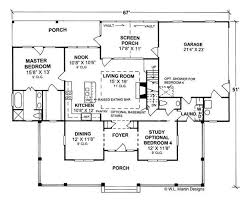 Country House Plans  Home Design IdeasCountry Floor Plans
