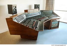 pink floyd s mixing desk for