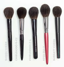 the suqqu cheek can not be pared to the surratt the super soft bristles of the suqqu is what makes it so special also being able to handle the most