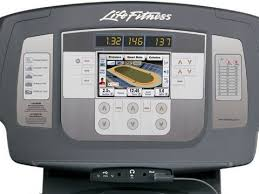 photo of a life fitness 95t inspire console
