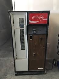 Dixie Narco Vending Machine Manual Fascinating 48'S COCA COLA Vending Machine DixieNarco With Manual 4848