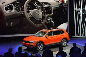 Tiguan Sunroof Ambient Lighting 2018 Vw Tiguan Crossover Recalled Over Fire Risk