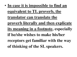 Cultural Problems In Translation Ppt Download