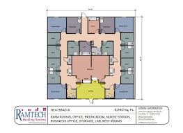 medical office layout floor plans. Medical Office Layout Floor Plans Ramtech Relocatable And Permanent Modular Building O